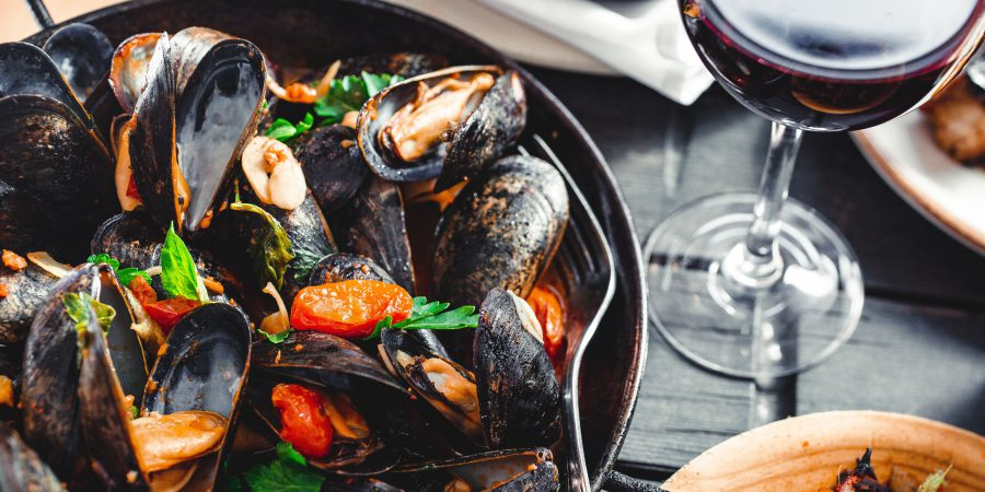 Dining out and sustainable seafood