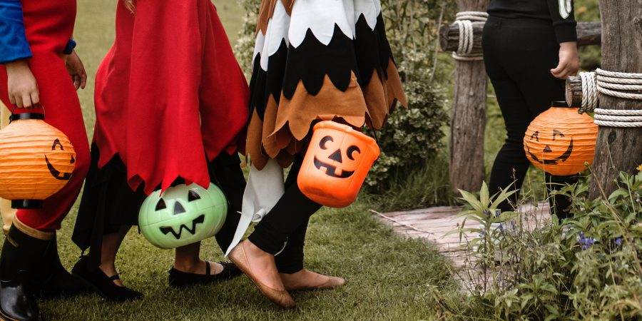 Trick or treat! Our top 5 Halloween safety tips