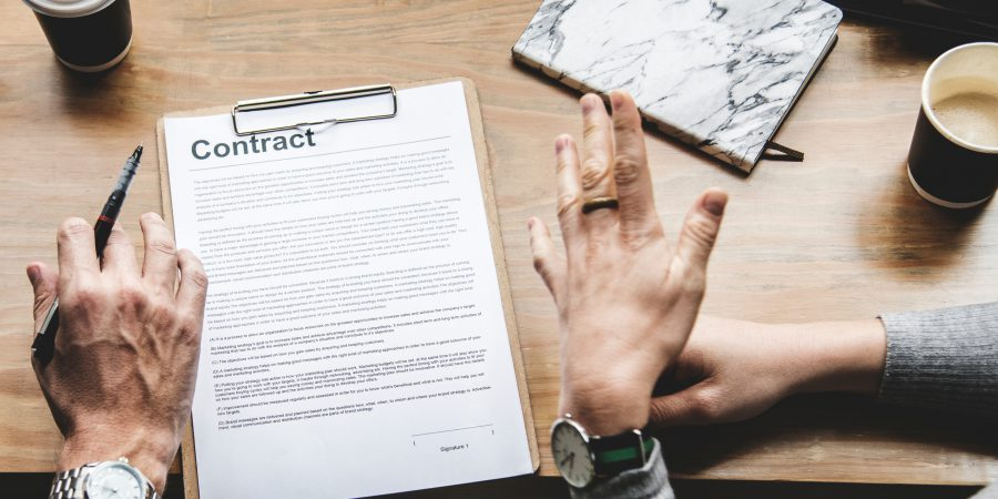 Signing a contract? Hold up…