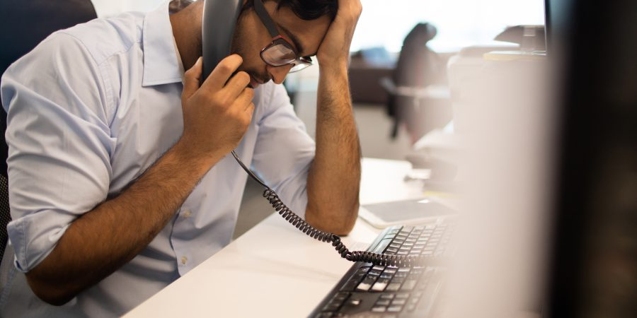 Getting calls from a debt collector?