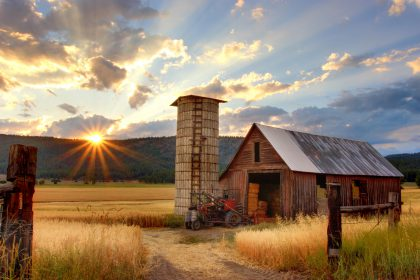 Can I be buried on the family farm?