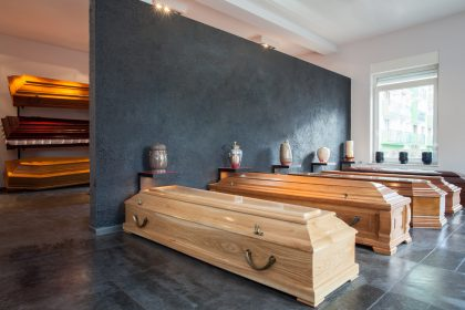 Selecting a coffin or an urn – know your rights