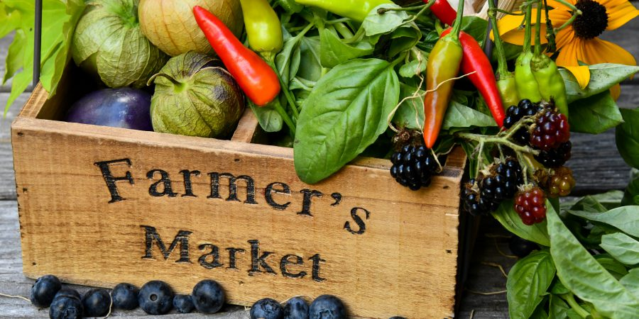COVID-19: what to expect at the farmers' market