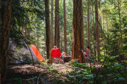 How to stay safe while camping this summer
