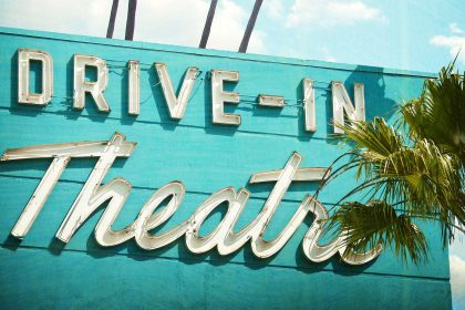 Safety tips for going to a drive-in theatre