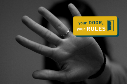 Door-to-door sales: how to say no